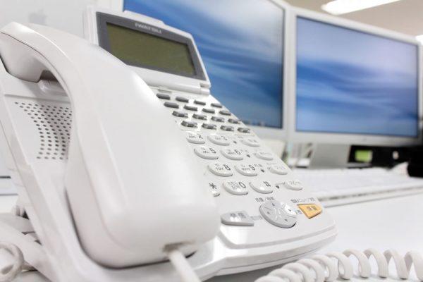 ビジネスフォン・携帯電話